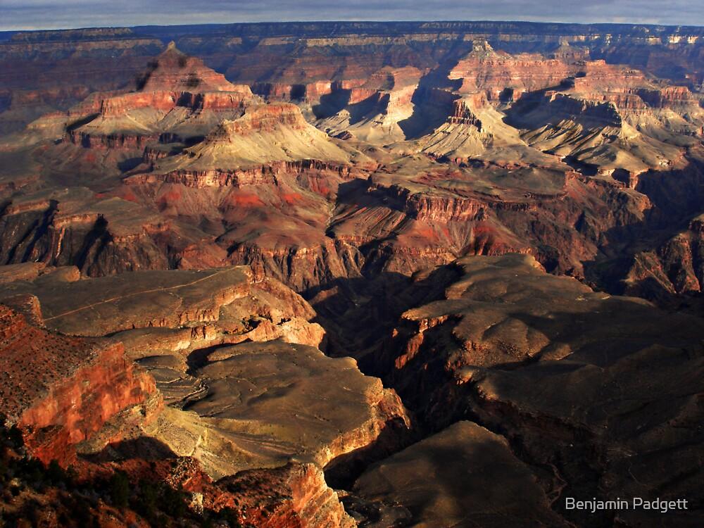 Grand Canyon Vista No. 11 by Benjamin Padgett