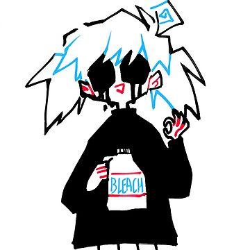 Bleach boy by zukich