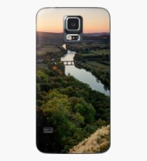 Sunset over the Dordogne Case/Skin for Samsung Galaxy