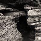 Calico Hills Texture No. 2 by Benjamin Padgett