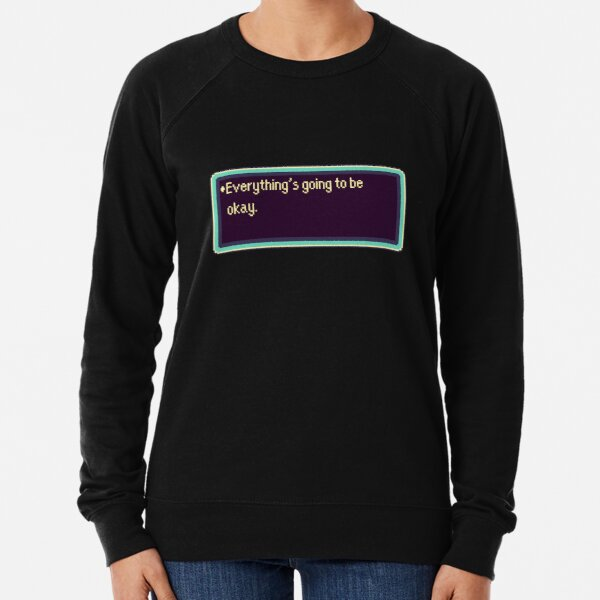 Hi, friend. Lightweight Sweatshirt