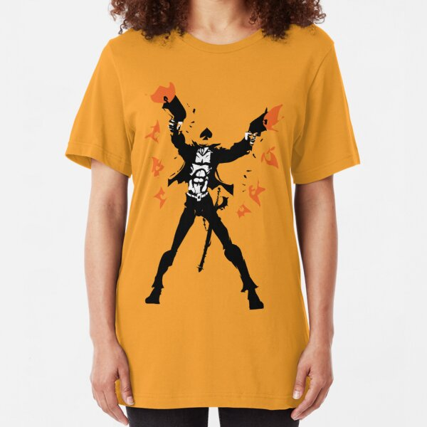 The Ace of Spades Slim Fit T-Shirt