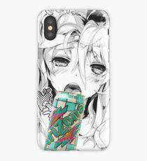 Anime Can Lewd Hentai iPhone Case/Skin