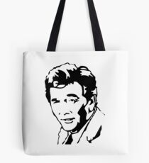 Peter Falk Columbo Tote Bag