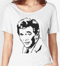 Peter Falk Columbo Women's Relaxed Fit T-Shirt