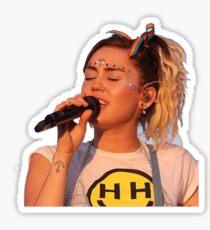 MILEY CYRUS Sticker