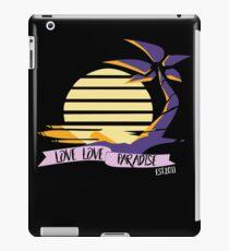 Love Love Paradise Est 2011 iPad Case/Skin