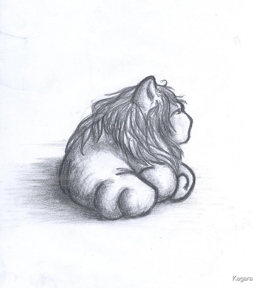 Lion...? by Kagara