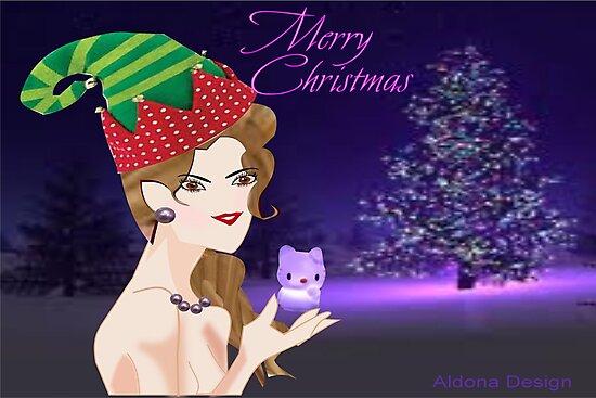 A Christmas elf ( 2224 Views) by aldona