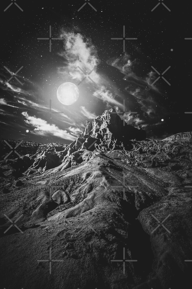 Moonlight madness by Victoria Avvacumova