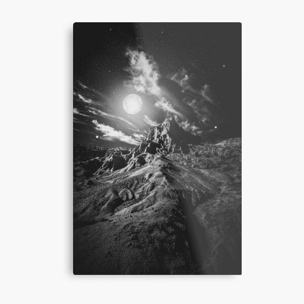 Moonlight madness Metal Print