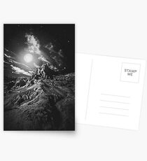 Moonlight madness Postcards