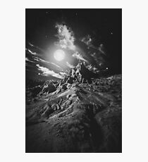 Moonlight madness Photographic Print