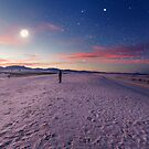 Moon gazers by Victoria Avvacumova