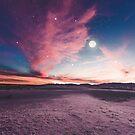Moon gazing by Victoria Avvacumova