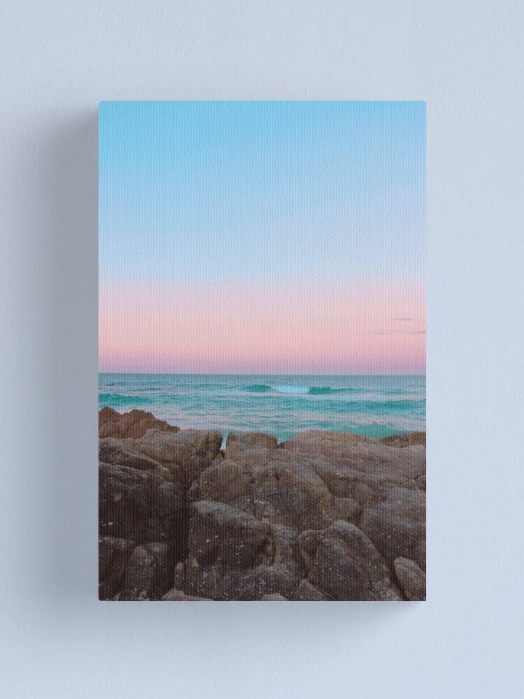 """Coolum Beach, Qld Australia"" Canvas Print By Bexta25"