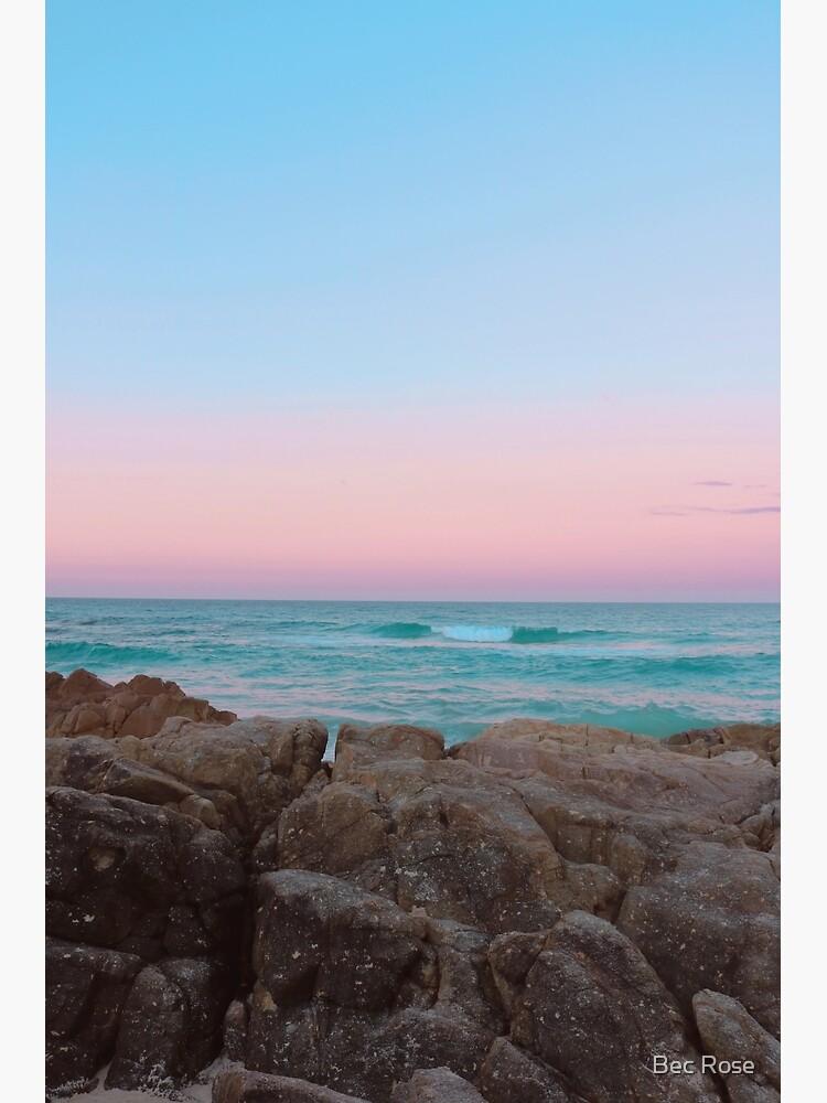 """Coolum Beach, Qld Australia"" Poster By Bexta25"