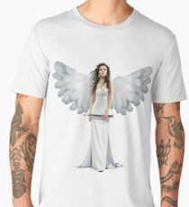 Falling Angel Men's Premium T-Shirt