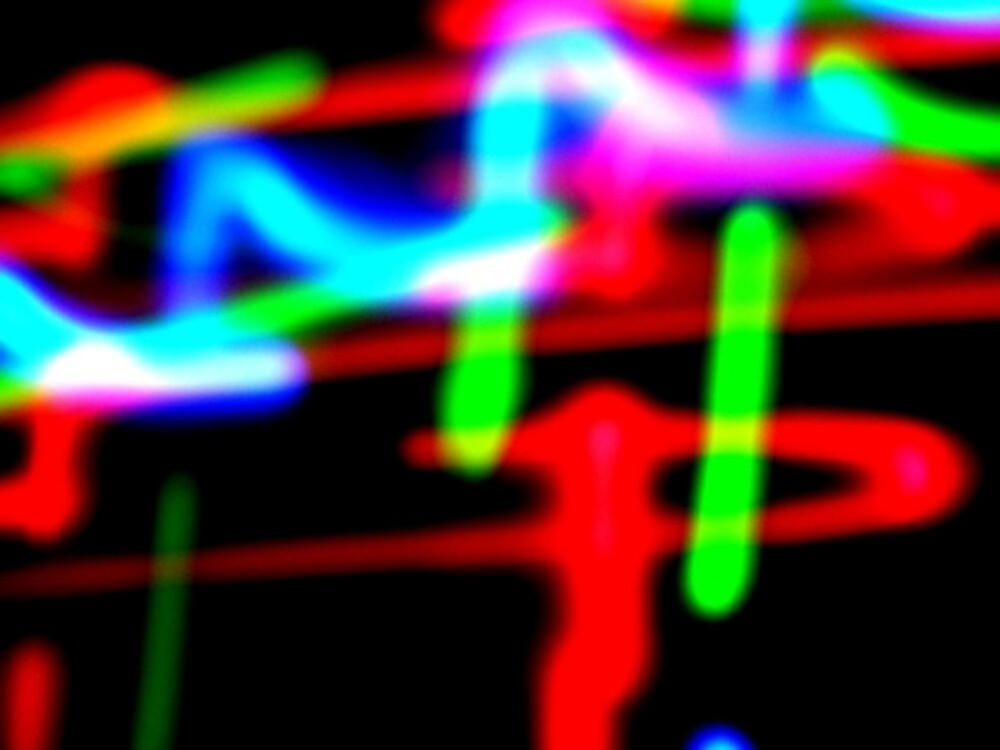 moving lights by DonnaDonna