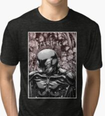 "Berserk ""I Sacrifice"" Griffith Demon Hoodie and Shirts Tri-blend T-Shirt"