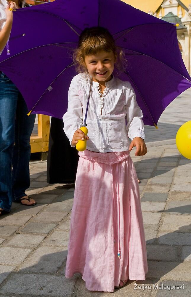 little lady by Željko Malagurski