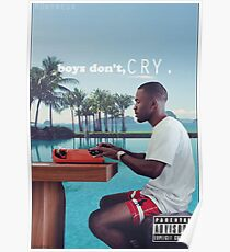 boys don't CRY. Poster