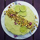 Raw Key Lime Pie by Lissie EJ Rustage