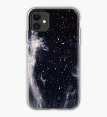 Falling stars II iPhone Case