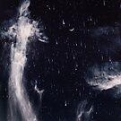Falling stars II by Victoria Avvacumova