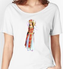 Armenian Lady Ararat Women's Relaxed Fit T-Shirt