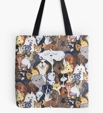Pupper Party Tote Bag