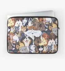 Puppenparty Laptoptasche
