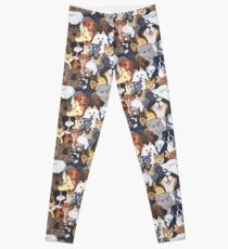 Pupper Party Leggings