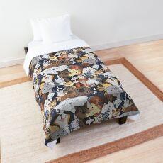 Pupper Party Comforter