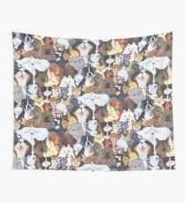 Pupper Party Wall Tapestry