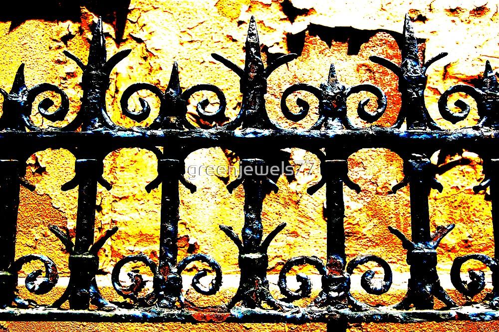 Iron Gate Aglow by greenjewels77