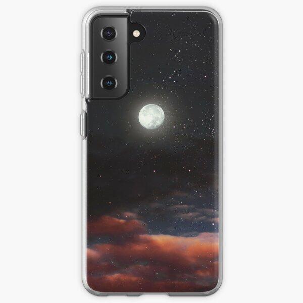 Dawn's moon Samsung Galaxy Soft Case
