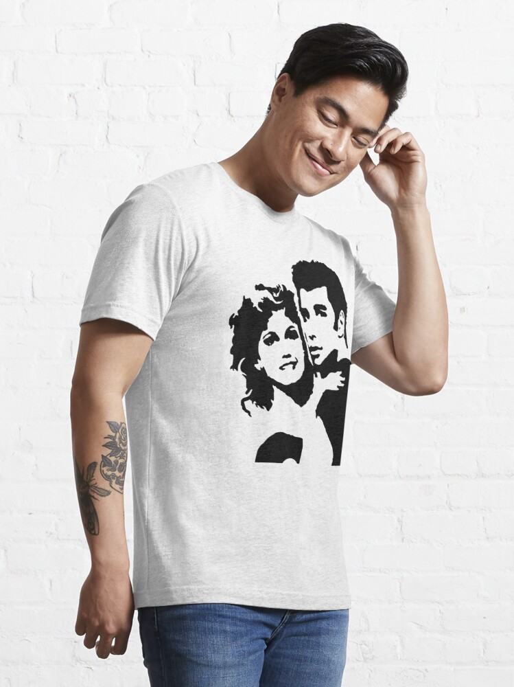 Alternate view of John Travolta Grease Essential T-Shirt