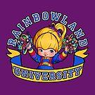 Rainbowland University by Ellador