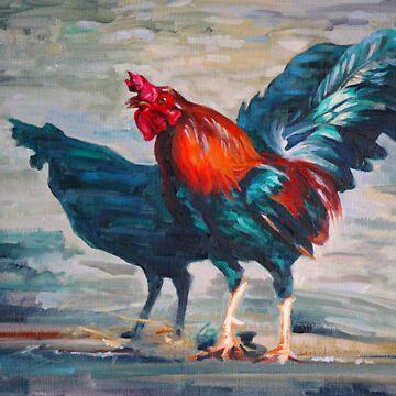 Juantu Greensleeves by seedmother