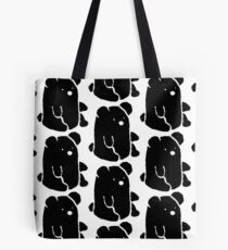 Vaguely Bear  Tote Bag