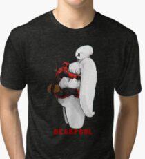 deadpool Tri-blend T-Shirt