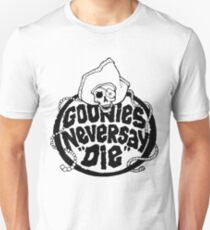 Goonies Never Say Die T-Shirt T-Shirt