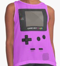 Video Retro Game Boy Console  Contrast Tank