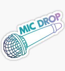BTS MIC DROP Sticker