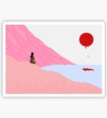 Blood Moon Sticker