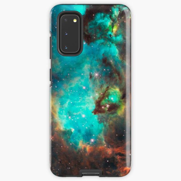 Green Galaxy Samsung Galaxy Tough Case