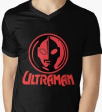 Ultraman Men's V-Neck T-Shirt