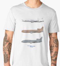 RAF TriStar ZD951 1984 to 2014 Men's Premium T-Shirt