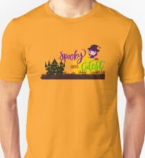 Halloween spooky and Cutest witch night T-Shirt